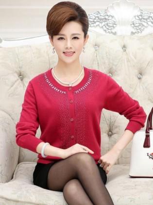 Áo len trung niên Hàn Quốc TA289