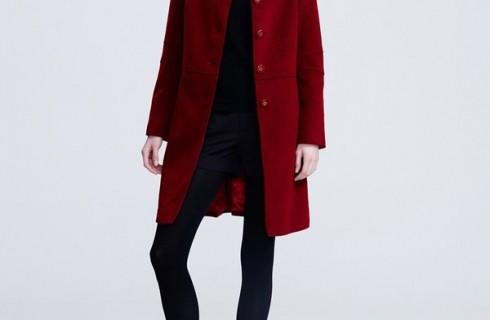 BST các mẫu áo khoác dạ nữ không cổ trẻ trung cho nàng công sở